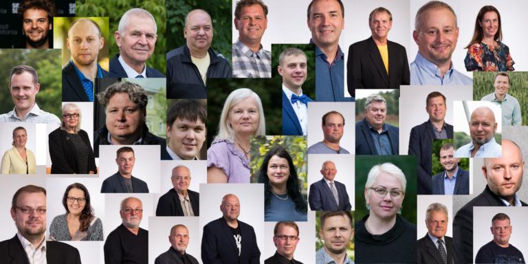 Kõige energiarikkam kandideerijate nimekiri Elva vallas on Isamaal